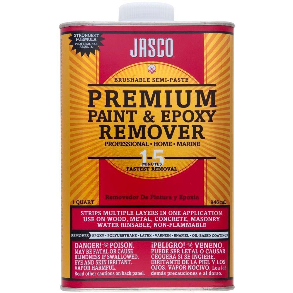 Jasco Premium Paint Epoxy Remover