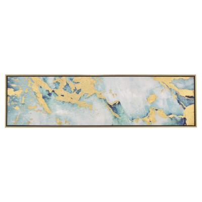 Wall Art Painting W/frame-oil On Canvas in Multi-Colored Natural Fiber 71in L x 1in W x 20in H