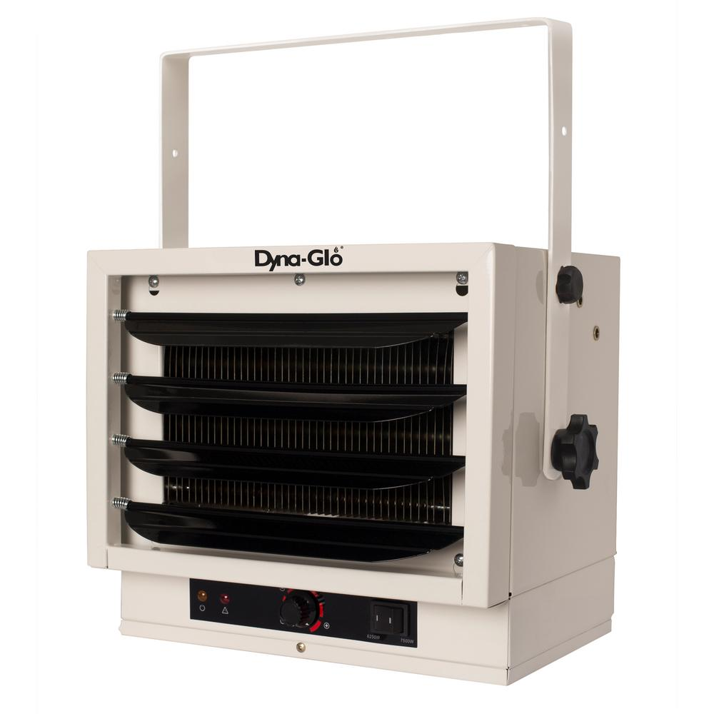 7,500-Watt Electric Garage Heater