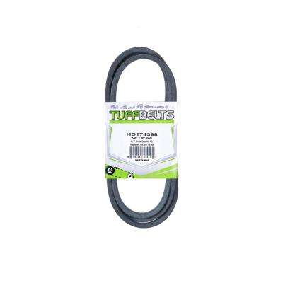 AYP Lawn Tractor Drive Belt fits 48 in. Replaces 174368