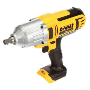 Dewalt 20-Volt MAX Lithium-Ion Cordless 1/2 inch High Torque Impact Wrench with Detent Pin (Tool-Only) by DEWALT