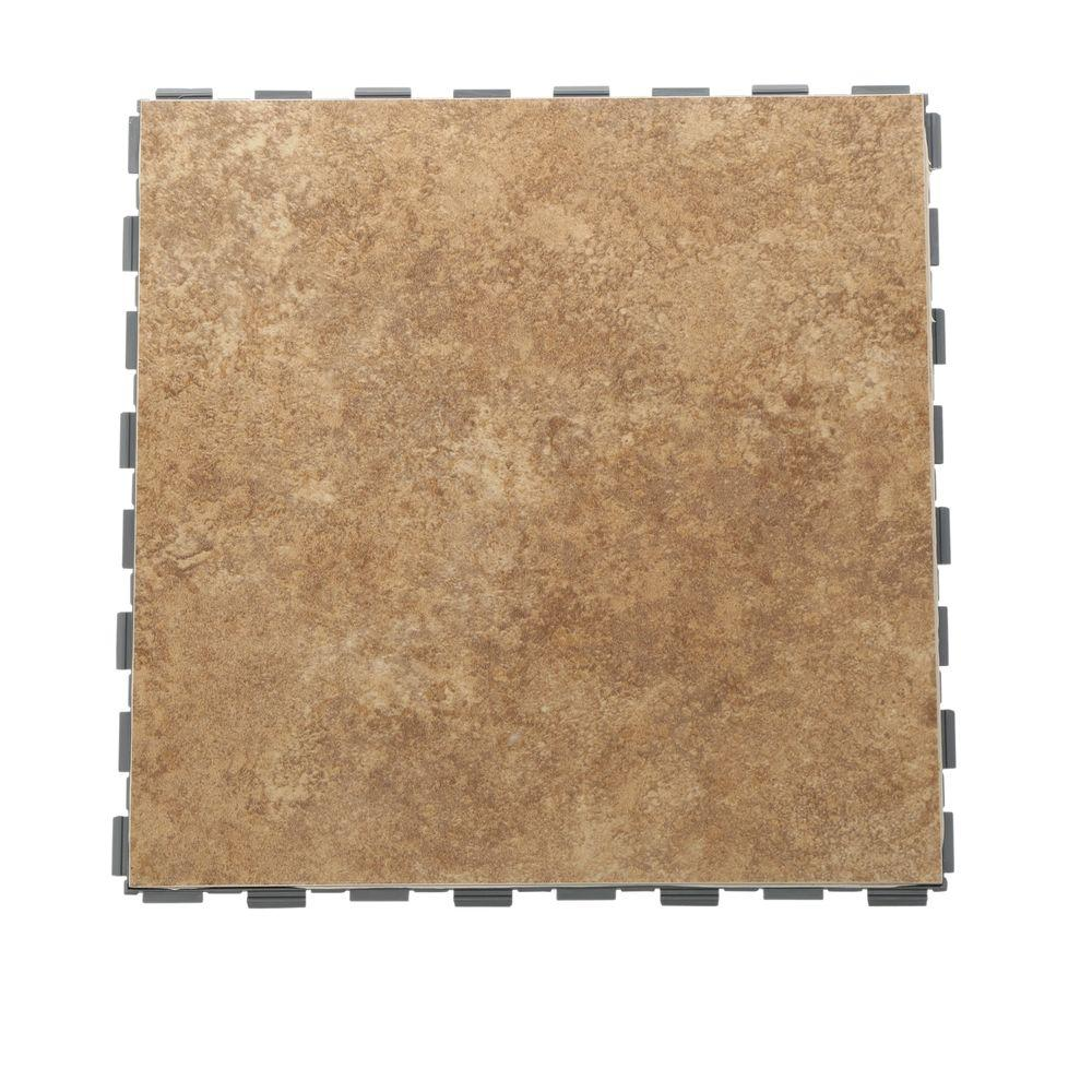 SnapStone Driftwood 12 in. x 12 in. Porcelain Floor Tile (5 sq. ft ...
