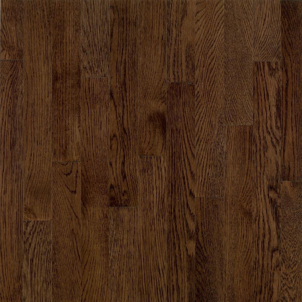 American Originals Barista Brown Red Oak 3/4 in. T x 3-1/4