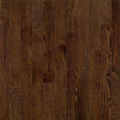 American Originals Barista Brown Red Oak 3/4 in. T x 3-1/4 in. W x Varying L Solid Hardwood Flooring (22 sq. ft. /case)