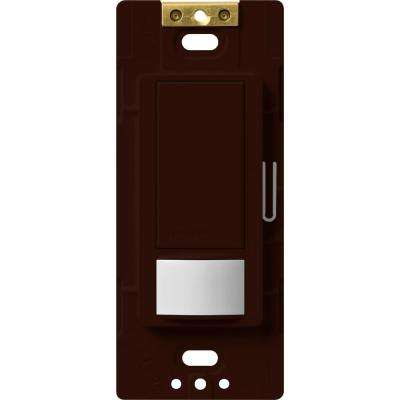 Maestro Motion Sensor switch, 2-Amp, Single-Pole, Brown