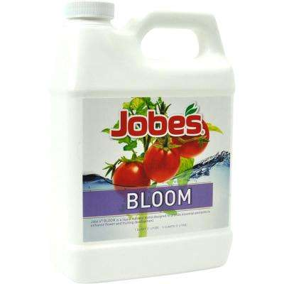 32 oz. Liquid Hydroponic Bloom Plant Food Fertilizer