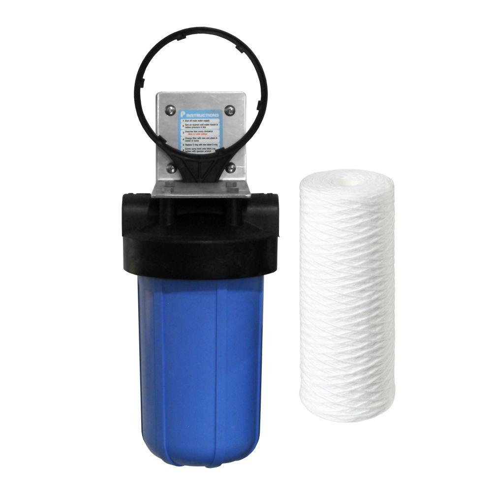 Pelican Water 10 in. 5 Micron Sediment Filter System