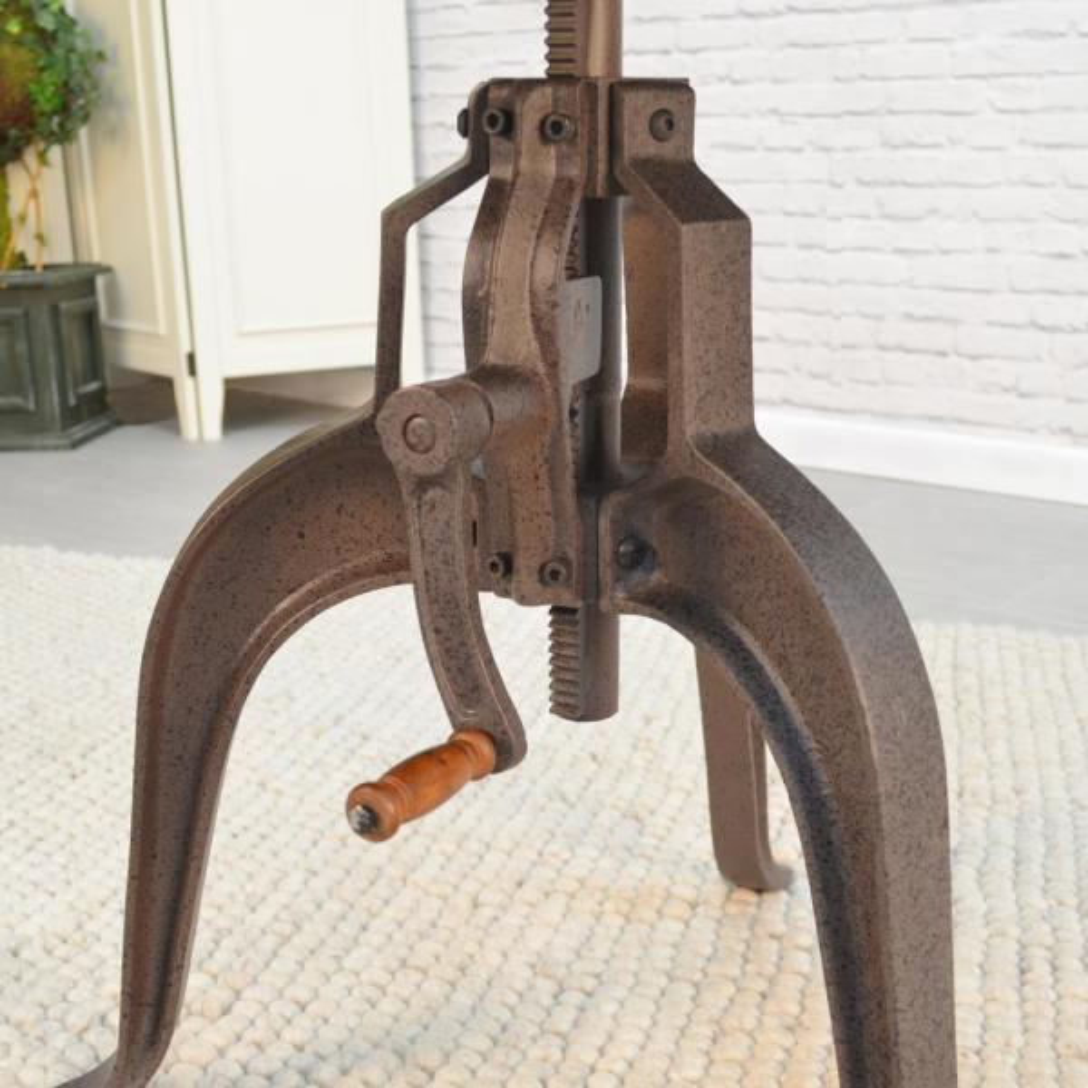 Unbranded - Mundra Industrial Adjustable Crank Table