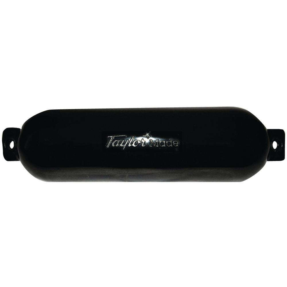 "Taylor Made 31723 Hull Gard Boat Fender Black 6.5/""X23/"""