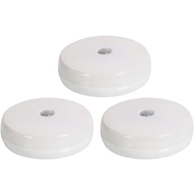 Wireless LED Motion Sensor Light (3-Pack)