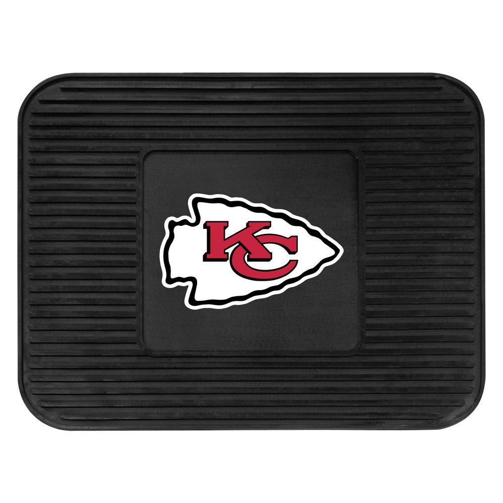 Kansas City Chiefs 14 in. x 17 in. Utility Mat