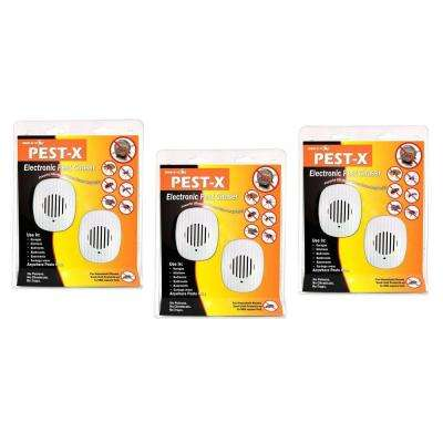 Pest-X All-Pest Rodent and Insect Repeller (6-Pack)