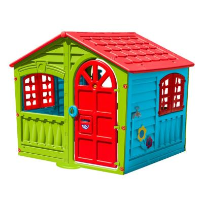 PalPlay House of Fun Playhouse in Green