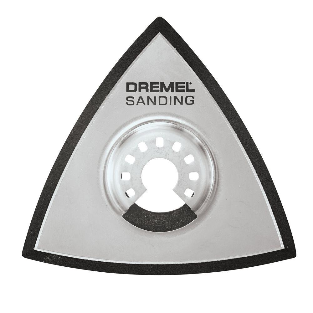 Dremel Mutli-Max Oscillating Tool Hook and Loop Pad for Sanding