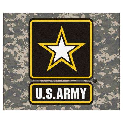 U.S. Army 5 ft. x 6 ft. Tailgater Rug