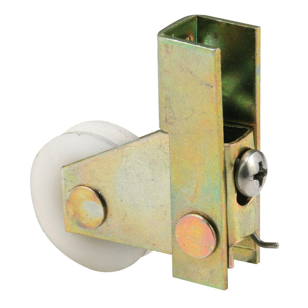 Prime-Line Nylon Wheel Peachtree Screen Door Roller Assembly-DISCONTINUED