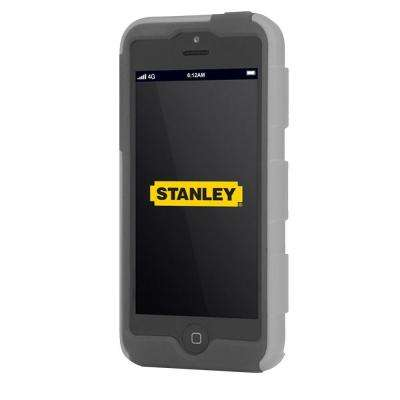 Foreman iPhone 5 Rugged 2-Piece Smart Phone Case - Gray