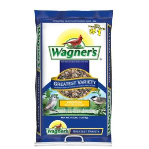 Wagner's 16 lb. Greatest Variety Premium Wild Bird Food by Wagner's