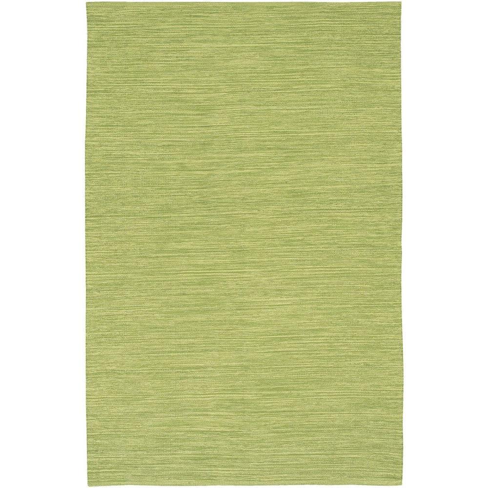 India Green 2 ft. x 3 ft. Indoor Area Rug
