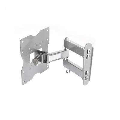 Full Motion TV Wall Mount for 17 in. - 32 in. Flat Panel TVs Max Load 55 lbs.