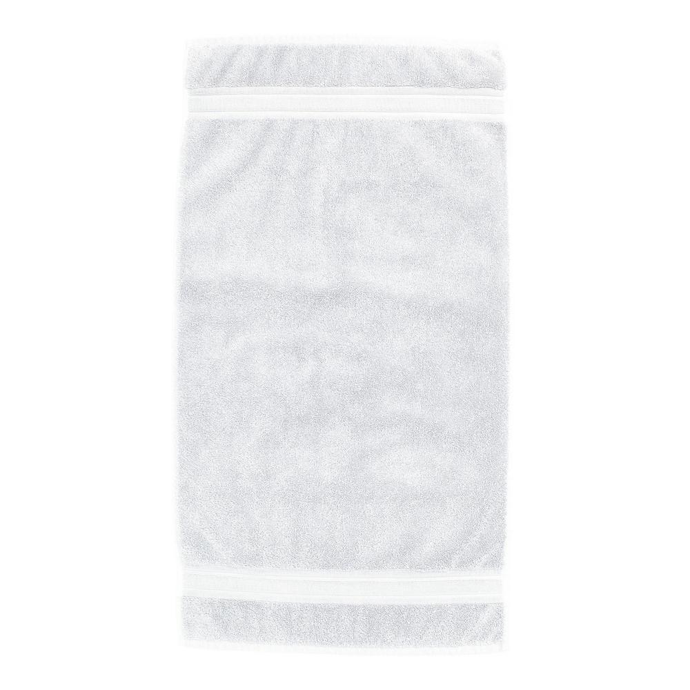 Company Cotton White Solid Turkish Cotton Bath Mat