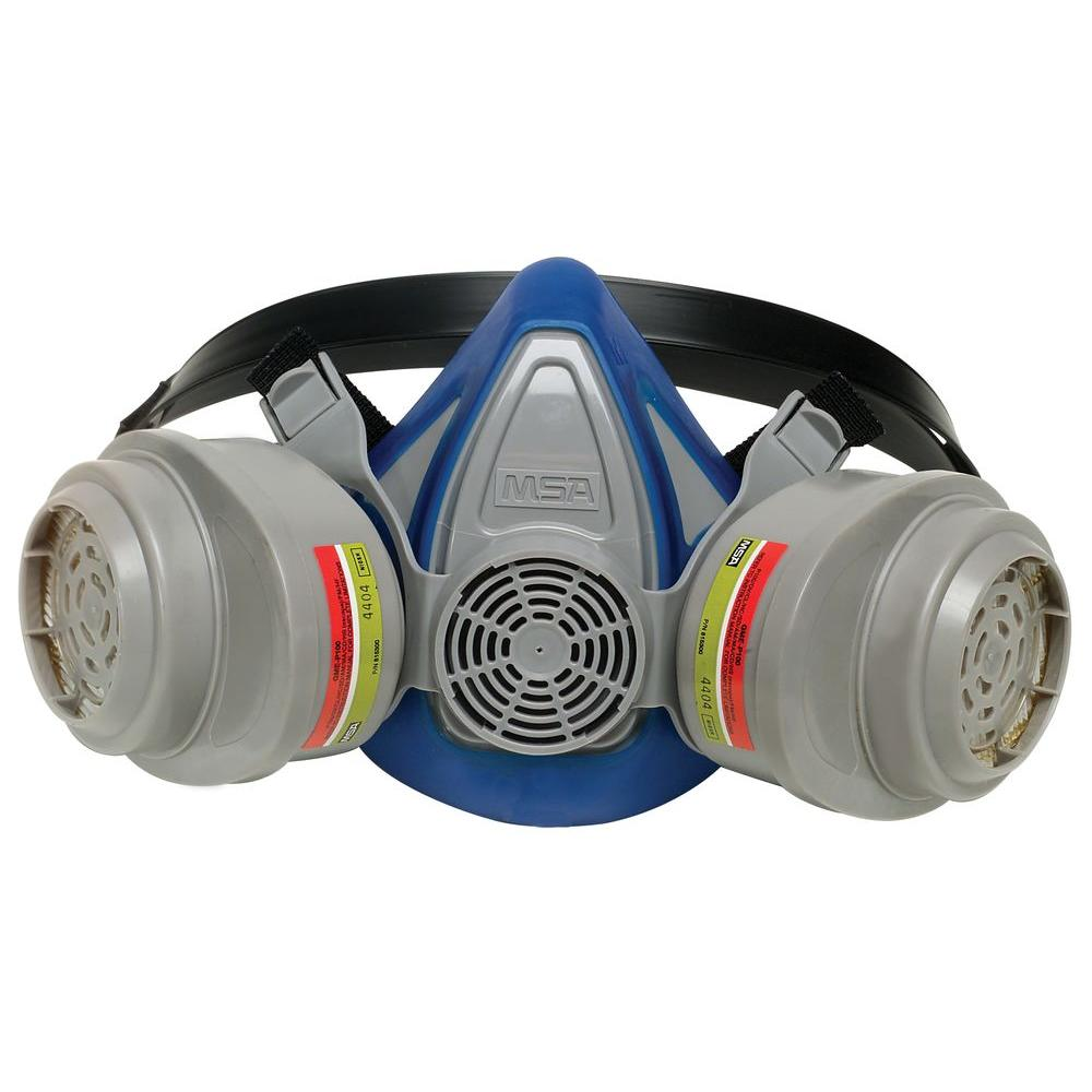 Safety Works Multipurpose Respirator 817663 The Home Depot