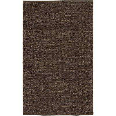 Rio Brown 2 ft. x 3 ft. Accent Rug