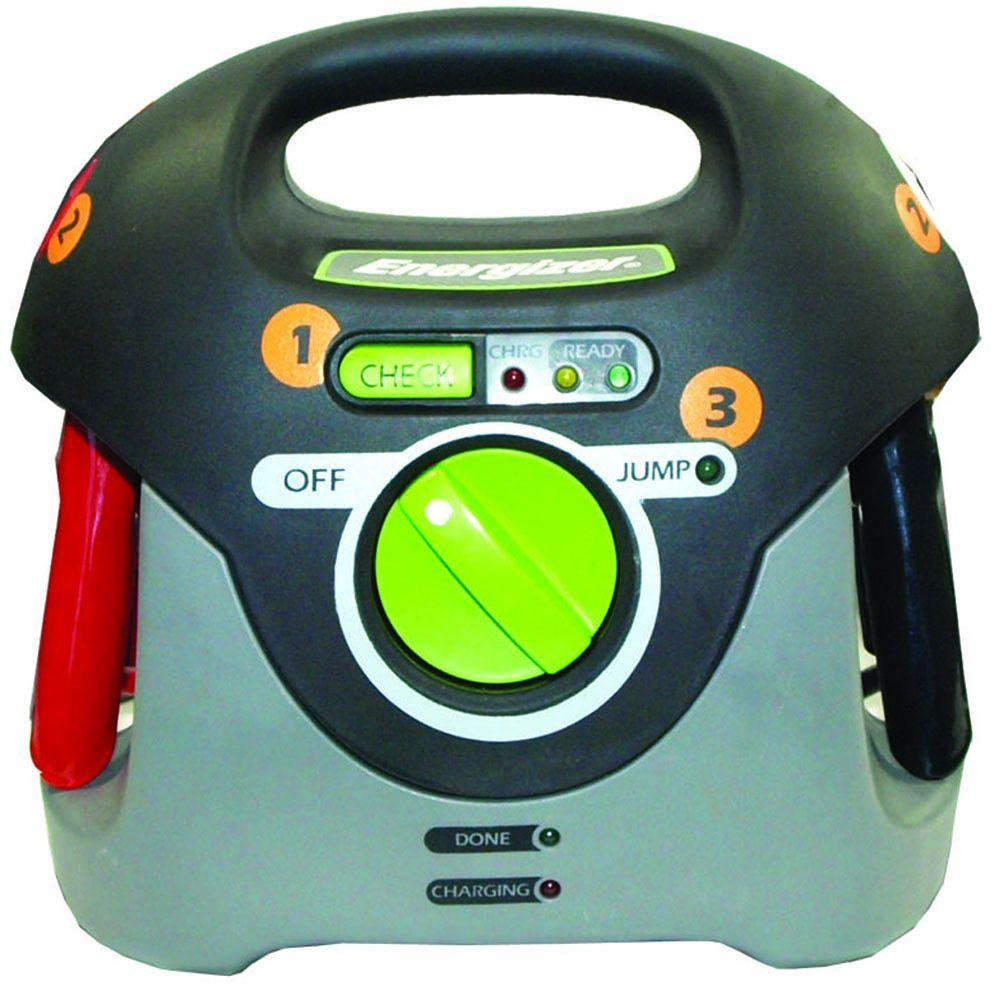 Energizer 12-Volt 200 CA Emergency Jump-Start Back Up System