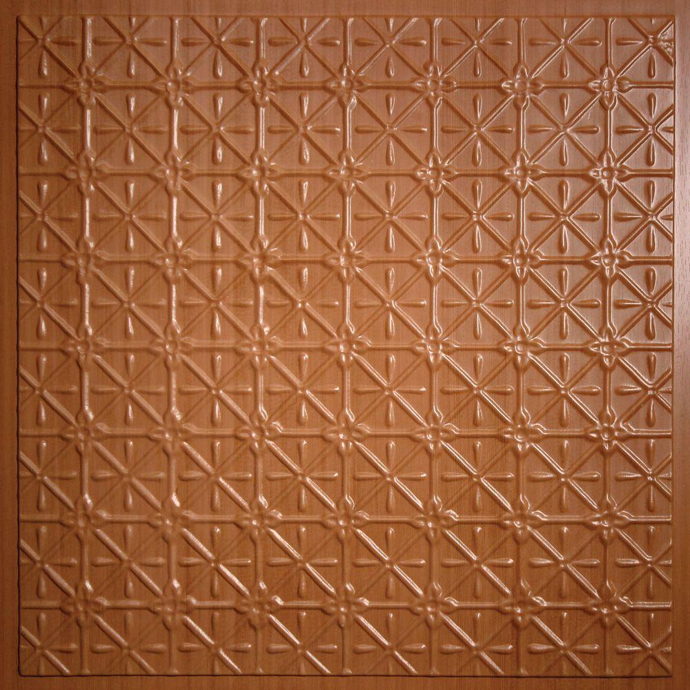 Easy ceiling tiles