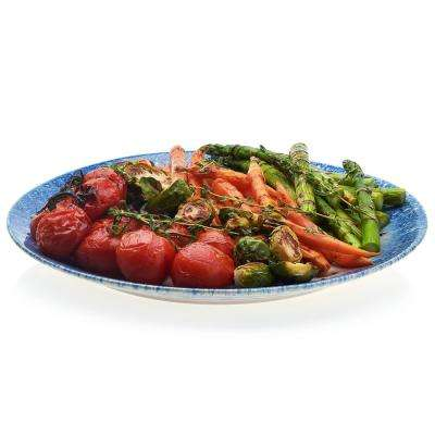 Artisan 13 in. Stoneware Serving Platter