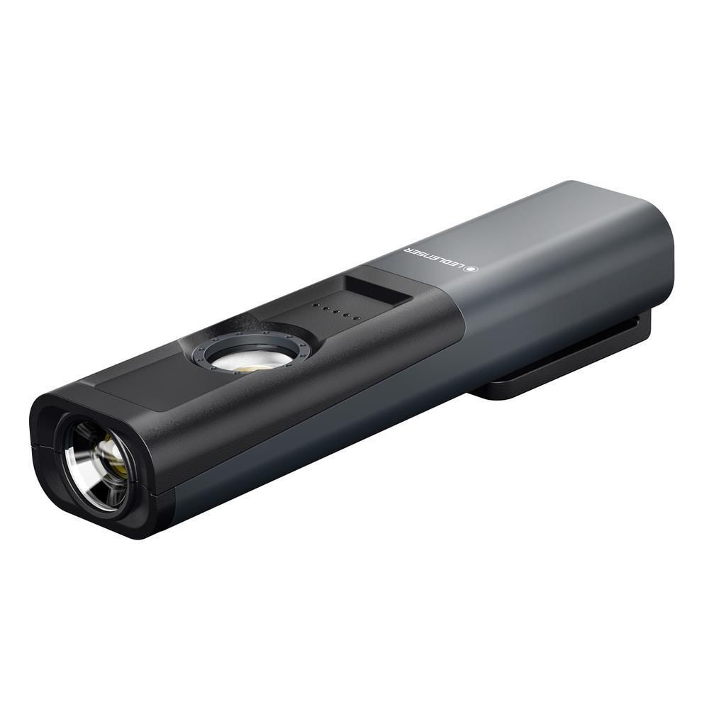 DEL Lenser avec base magnétique 6 modes Torches DEL Super Bright Torch 1000 Lum...