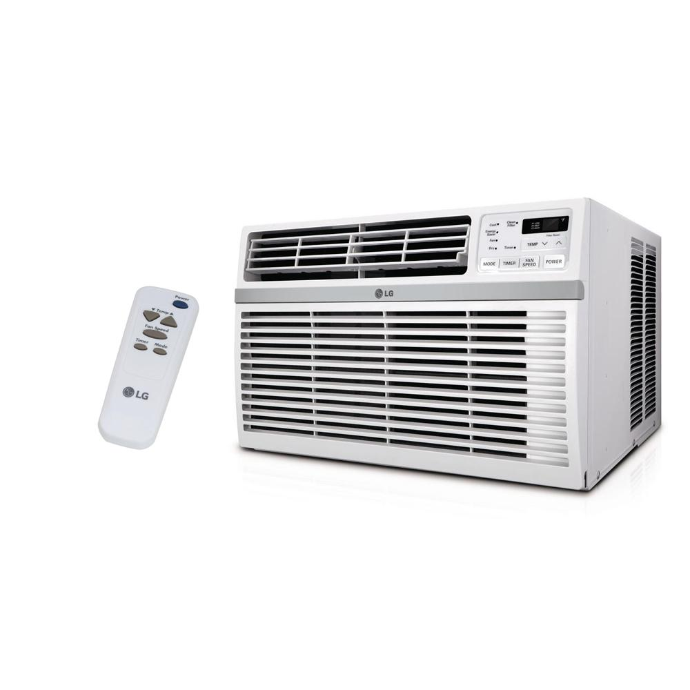 Lg Electronics 8 000 Btu 115 Volt Window Air Conditioner