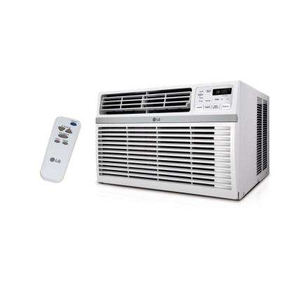 8,000 BTU 115-Volt Window Air Conditioner with Remote and ENERGY STAR
