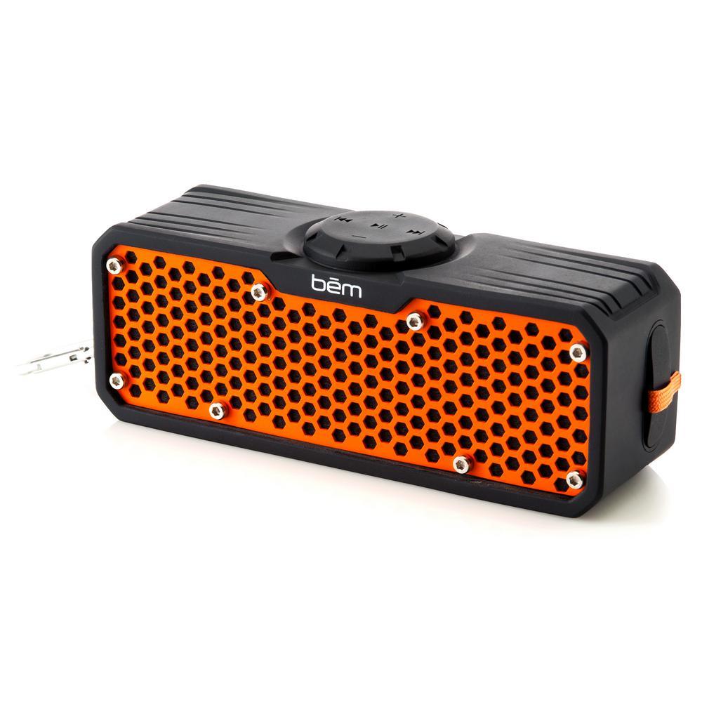 Waterproof IP7 Stereo Bluetooth Speaker