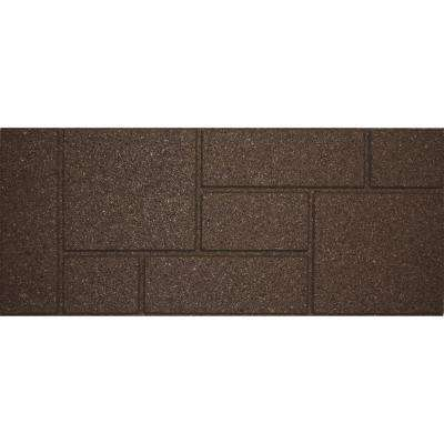 Cobblestone 10 in. x 24 in. Earth Stair Tread (4-Pack)