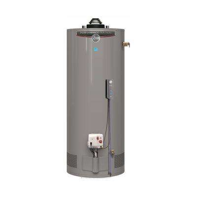 Performance Platinum 40 Gal Short 12 Year 40,000 BTU Natural Gas ENERGY STAR Tank Water Heater with WiFi Module Included