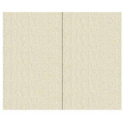 44 sq. ft. Staying Alive Fabric Covered Top Kit Wall Panel