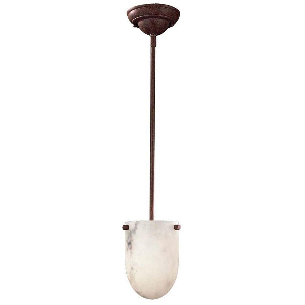 Minka Lavery Calavera 1-Light Nutmeg Mini Pendant