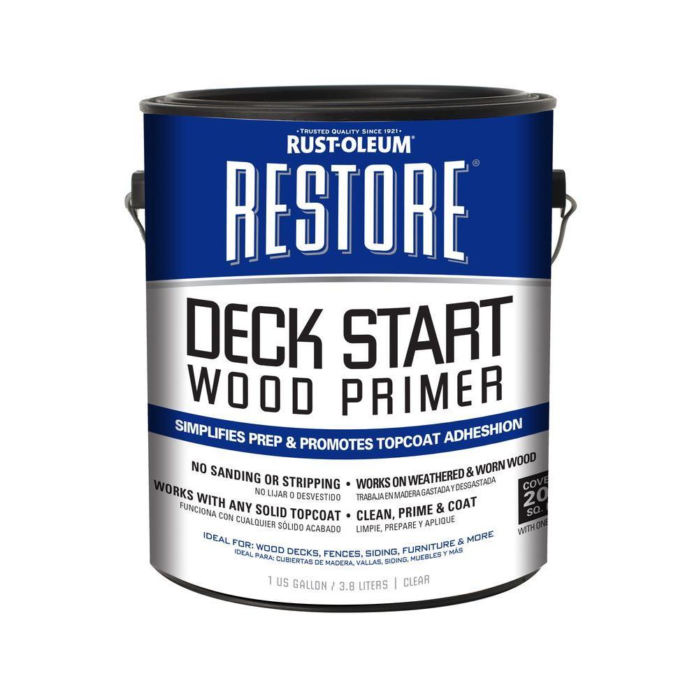 1 gal. Deck Start Wood Primer