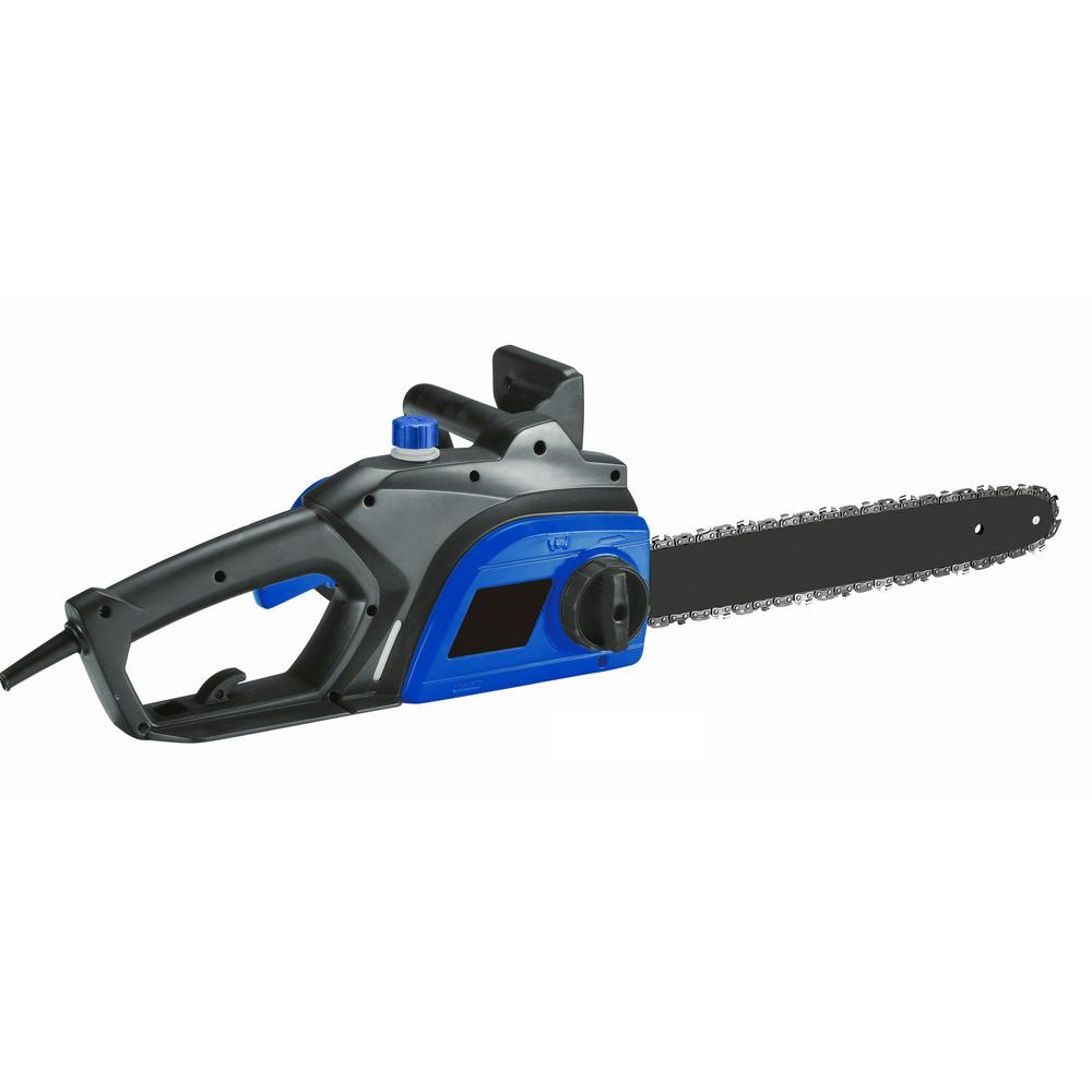 Aavix 16 in 15 amp electric chainsaw with sds tool less tension 15 amp electric chainsaw with sds tool less tension system greentooth Gallery