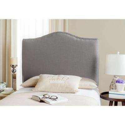 Jeneve Arctic Grey Twin Headboard