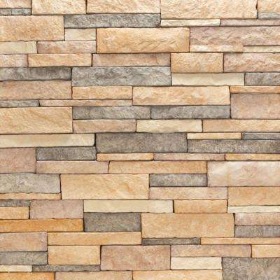 Stack Stone El Cima Flats 10 sq. ft. Handy Pack Manufactured Stone