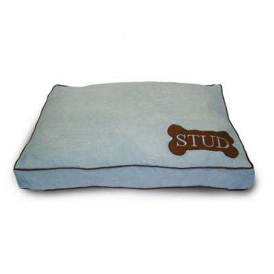 Stud Mini Dog Bone Powder Pet Bed