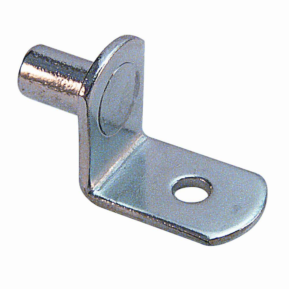 Nickel Plated Shelf Support