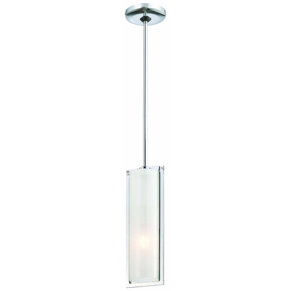 Minka lavery clarte 1 light chrome mini pendant 4391 77 the home minka lavery clarte 1 light chrome mini pendant aloadofball Gallery