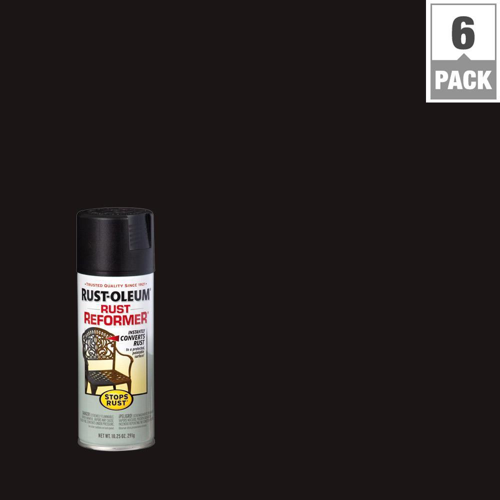 Rust-Oleum Stops Rust 10.25 oz. Rust Reformer Spray (6-Pack)