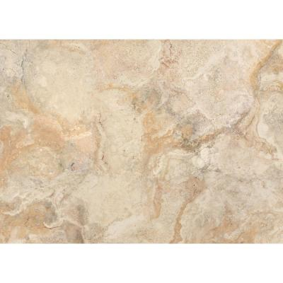 Taupe Traventine Marble Placemat Set (4-Pack)