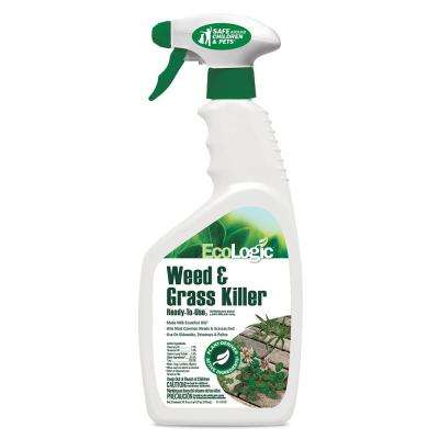 24 oz. Weed and Grass Killer RTU