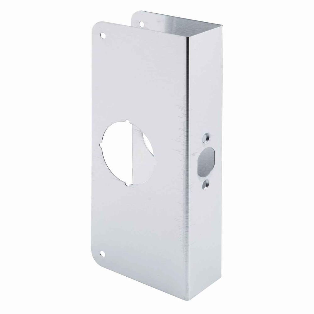 9 In. Stainless Steel Door Guard