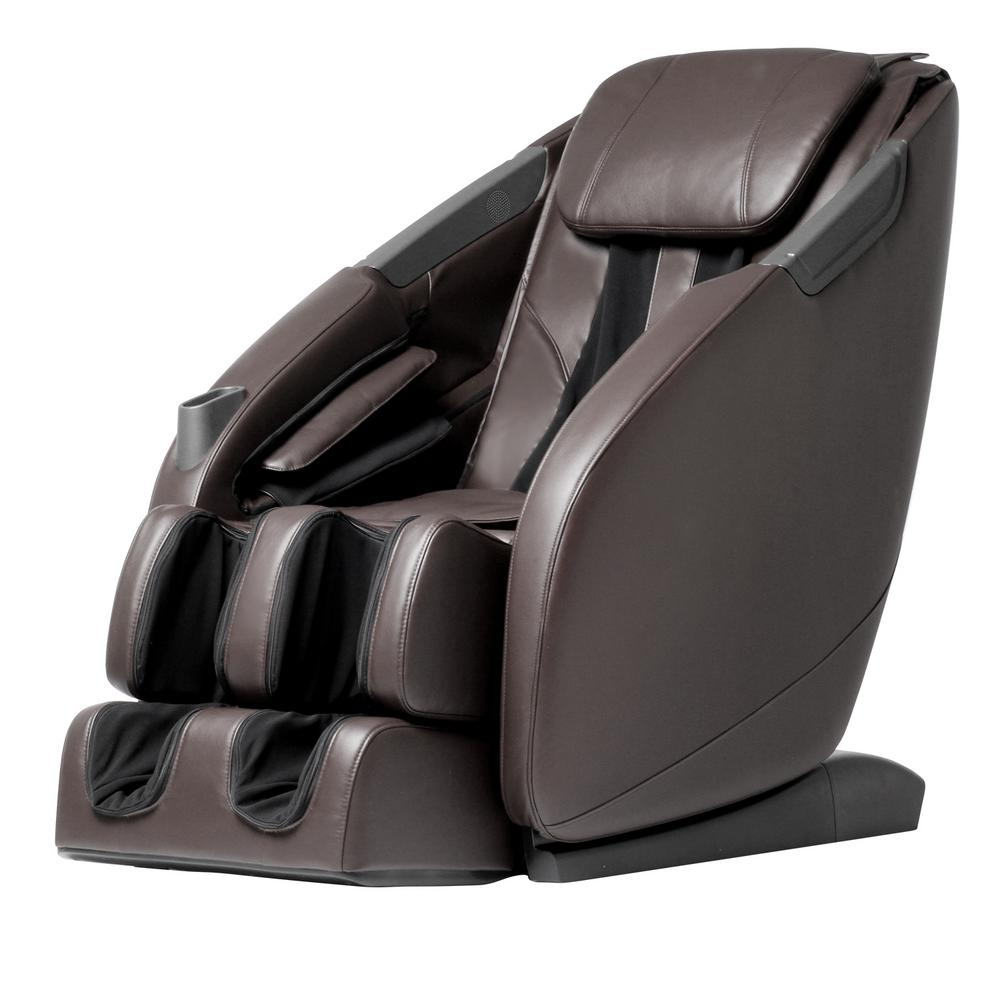 ESmart Series 6100 Large Fitness And Wellness Zero Gravity Massage Chair With Multi Therapy Programming